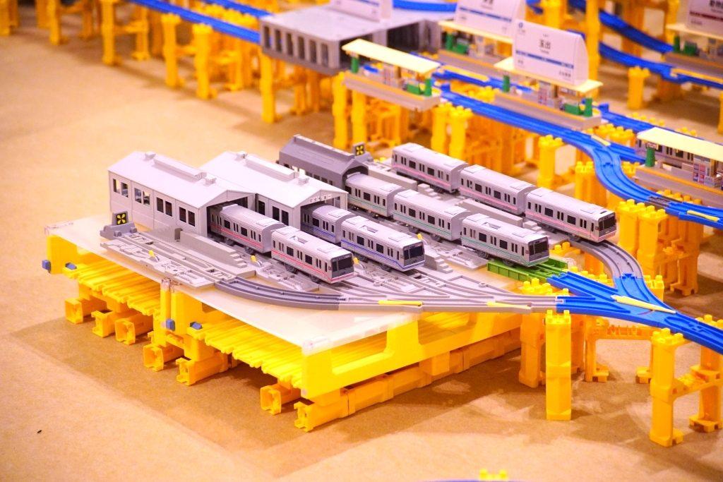 【画像16枚】「Osaka Metroをプラレールで完全立体再現!」イベントに行ってきました