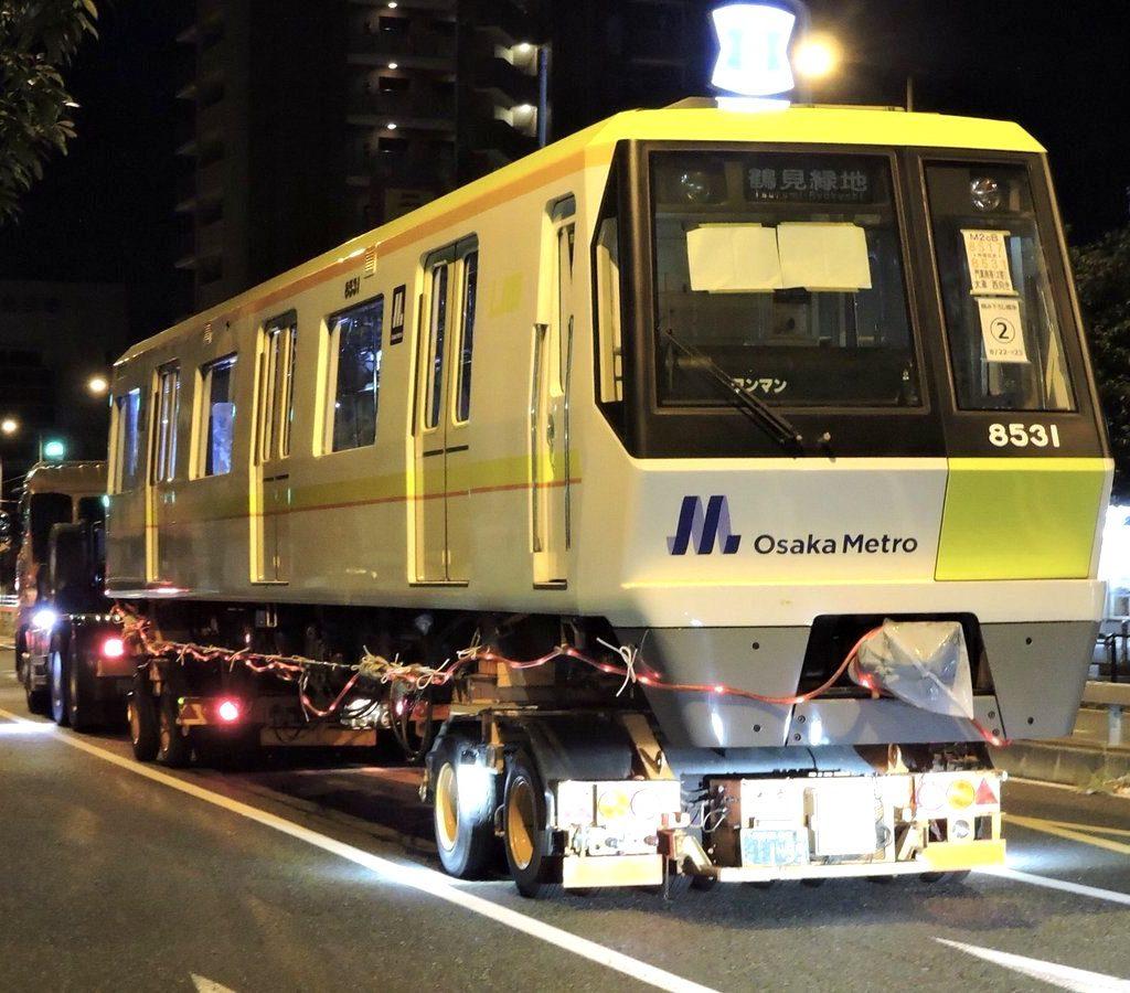 【速報】今里筋線80系が長堀鶴見緑地線向けへリニューアル!同線へ転属か