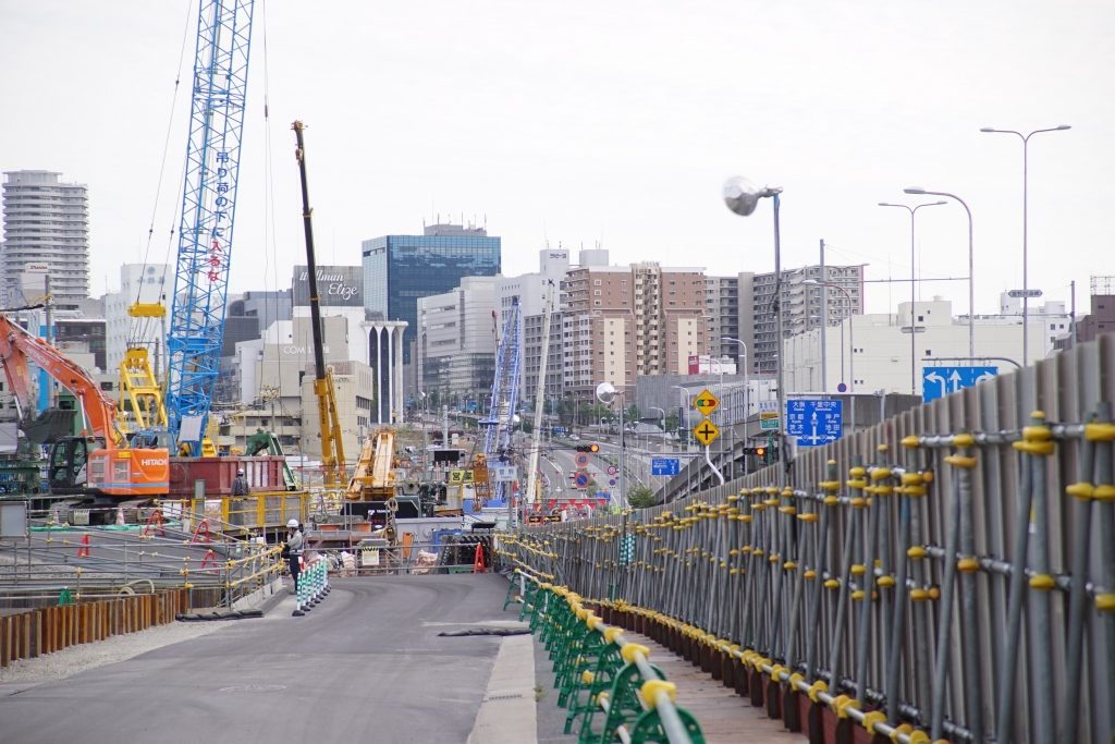 【2018/10】北大阪急行、2020年延伸予定の「箕面萱野・箕面船場阪大前」を見てきました