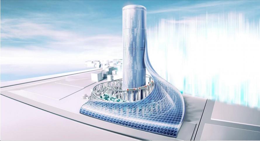 【速報】夢洲駅にOsaka Metroが商業タワービルの建設を発表