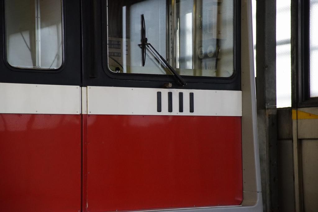 【記録写真】御堂筋線のゾロ目電車「1111」