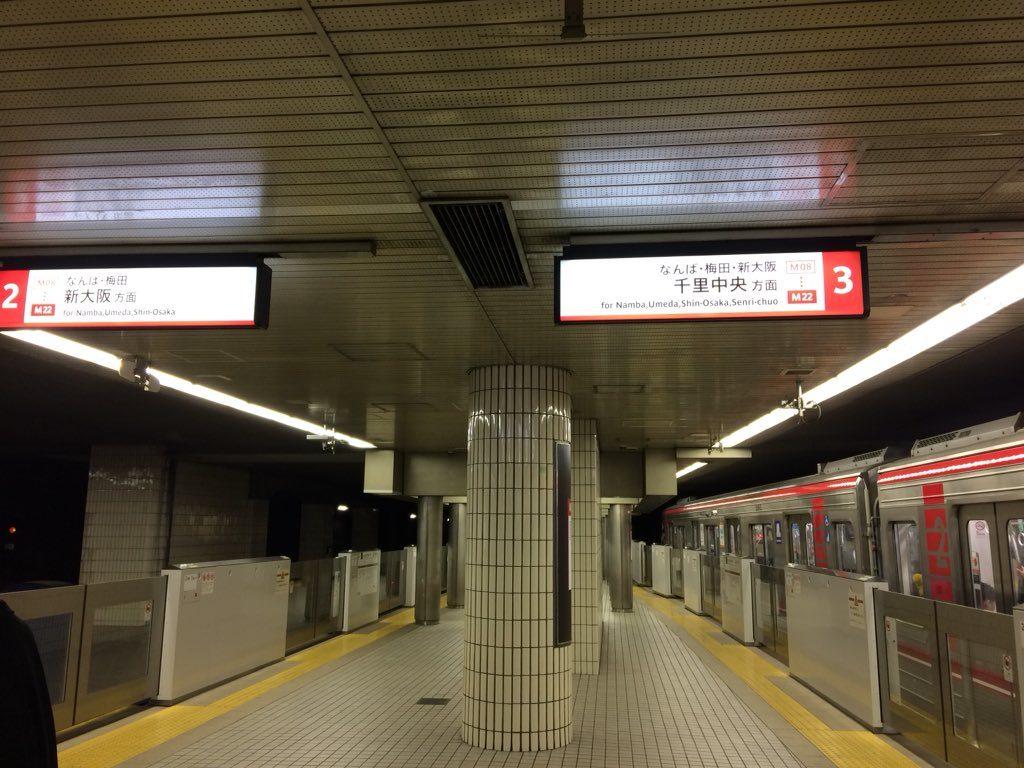 【2月4週目】御堂筋線天王寺駅サインリニューアルレポート…総合情報案内ボードがお目見え
