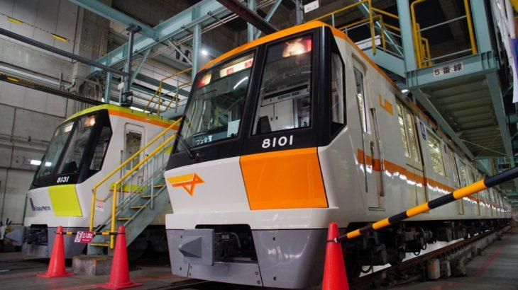 【特集】長堀鶴見緑地線・今里筋線の車庫、「鶴見検車場」が公開されたので行ってきた!