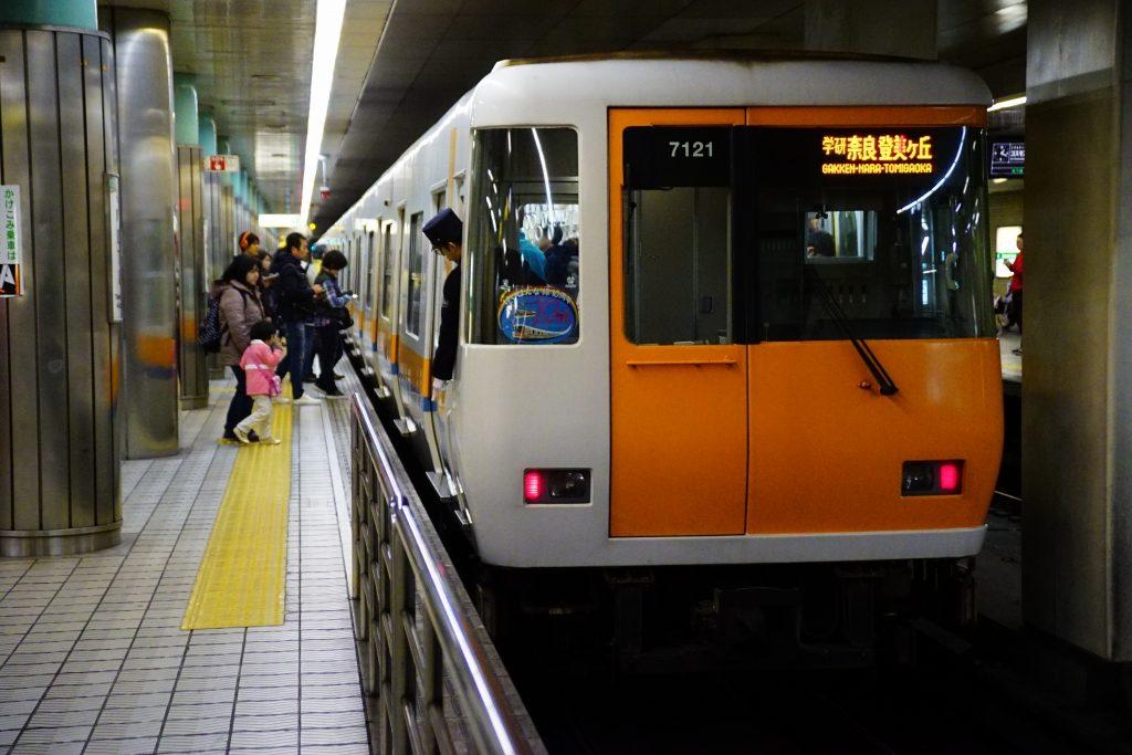 【近鉄】奈良線→中央線に乗り入れる直通列車は蓄電池に?