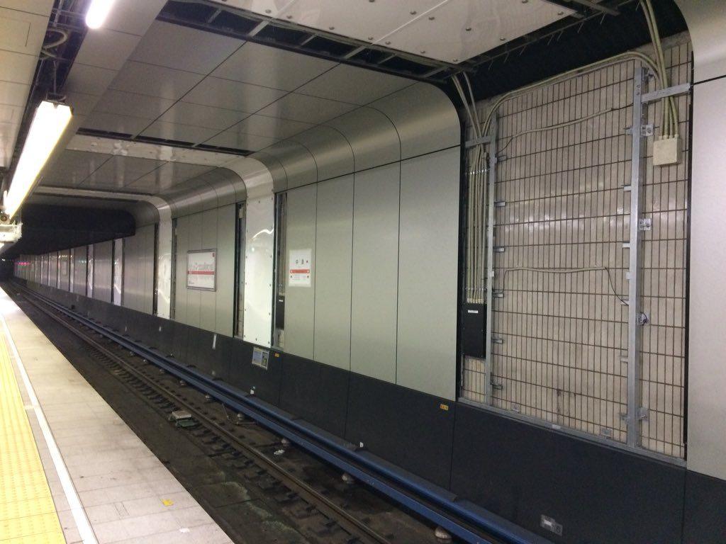 【御堂筋線】中津駅のリニューアルが7ヶ月延期に…2020年2月完成予定へ