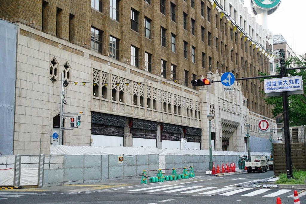【2019.8】工事開始から1年!御堂筋線心斎橋駅グランドリニューアルの状況