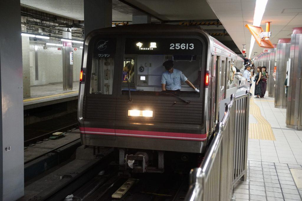 【千日前線】なにわ淀川花火大会で今里行き臨時列車を運行…運行ダイヤは公開されず