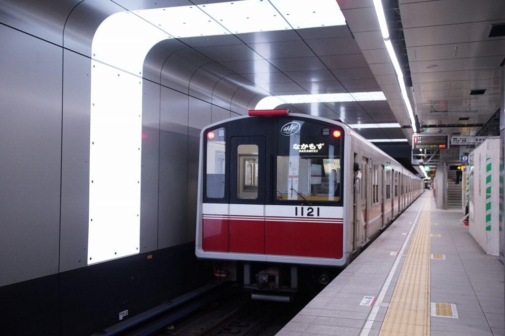 【御堂筋線】「壁が…光るだと……」未来の地下鉄駅になった中津駅グランドリニューアル工事の新旧比較を御覧下さい