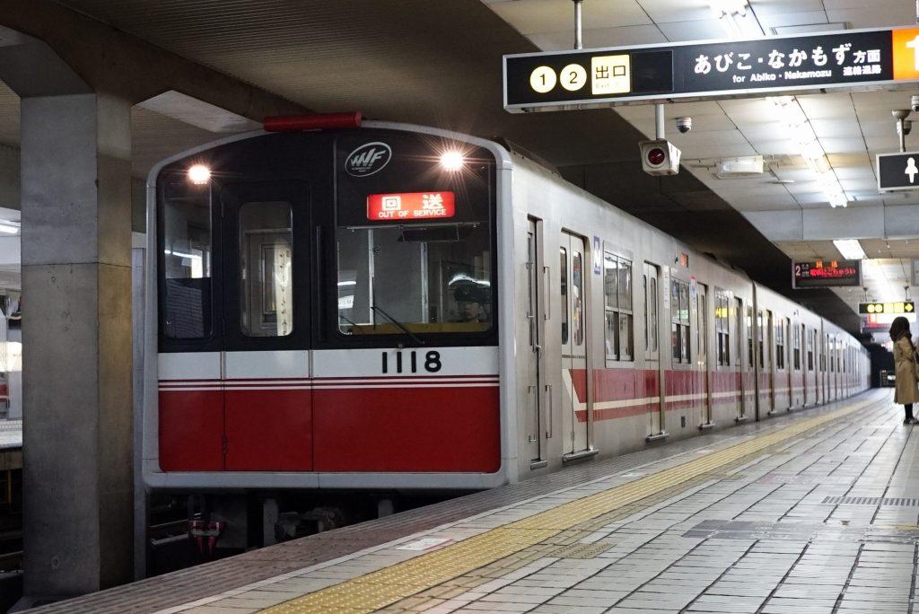 【御堂筋線】10A系に初の廃車発生。18編成が緑木検車場へ回送