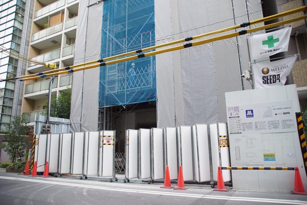 大阪メトロの新築マンション第二弾!都市型タイプのMetrosa(メトローサ) 南森町を見てきました