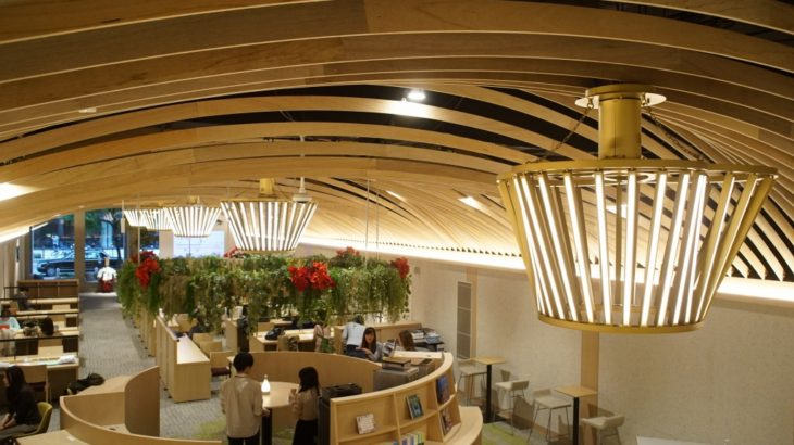 コワーキングスペース「ONthe UMEDA」誕生!心斎橋駅のような空間にうっとり…