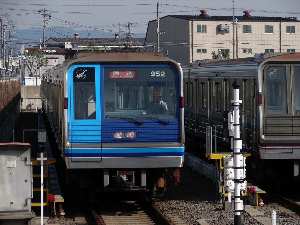 【特集】大阪地下鉄の記録 #01「ブルーのOTS系」