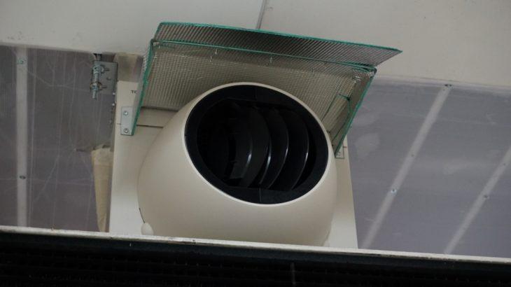 【千日前線】日本橋駅で「スマートエアフローシステム」を実証実験中