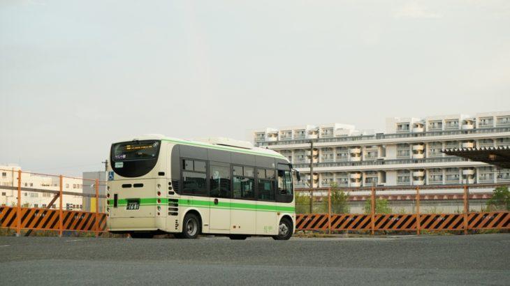 【大阪市バス】廃墟となりつつある旧長吉営業所に行ってきました
