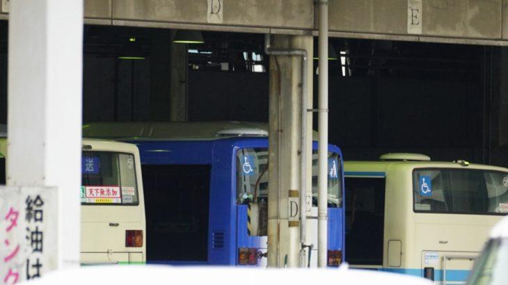 【朗報】大阪シティバスの新車、鶴町営業所に登場!11月から運行開始