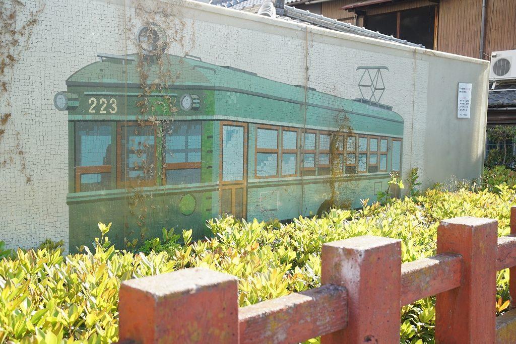 40年前の谷町線は路面電車だった…「南海平野線」と「プロムナード平野」