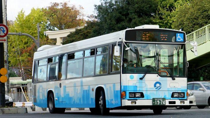 【四つ橋線】北加賀屋~住之江公園で臨時バスを運行中