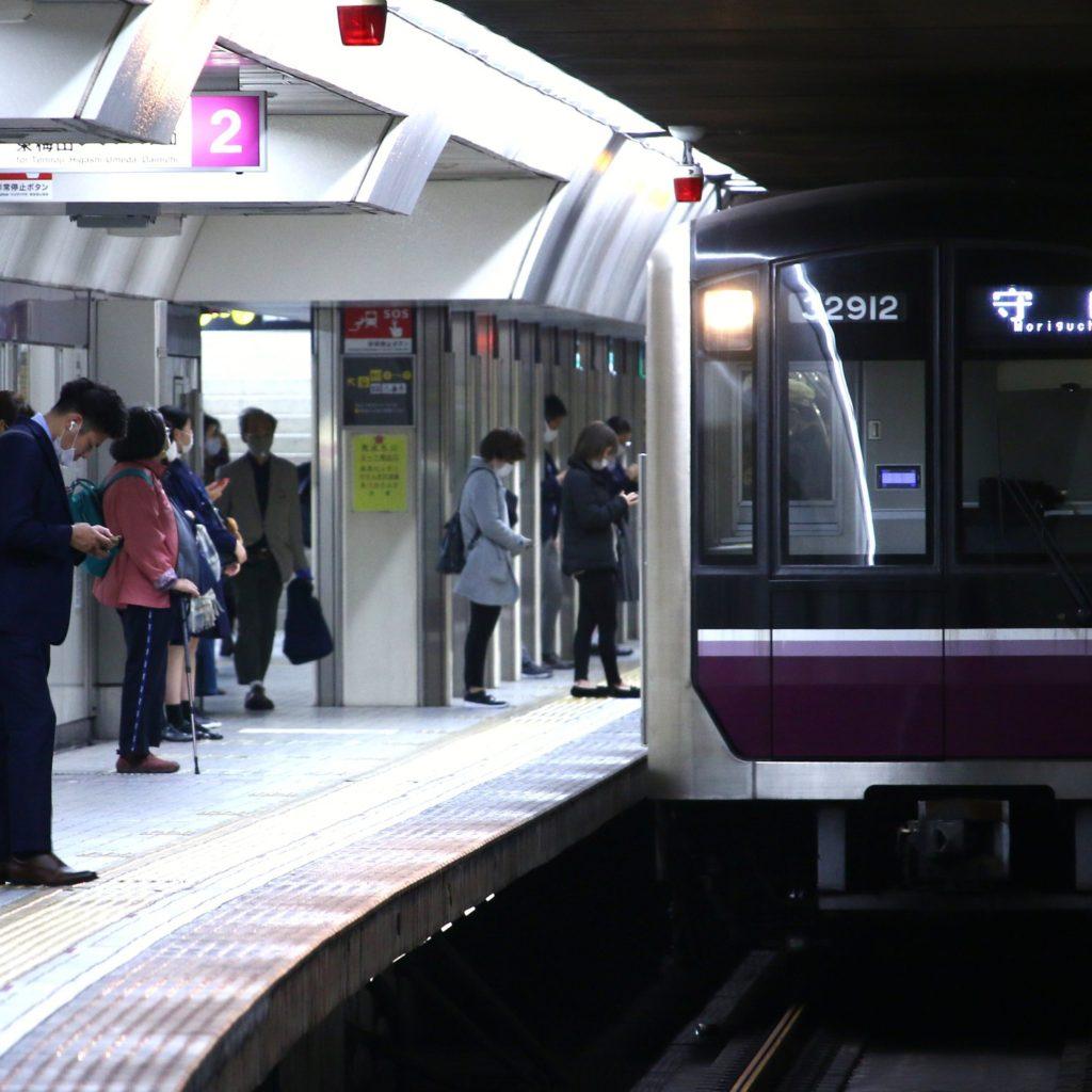 【谷町線】大日駅での信号故障で「守口行き」を23年ぶりに運転