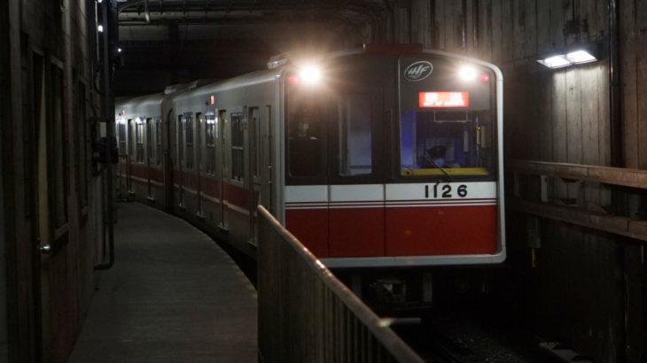 【御堂筋線】西中島南方駅へホームドア輸送列車を運行。担当は10A系26編成