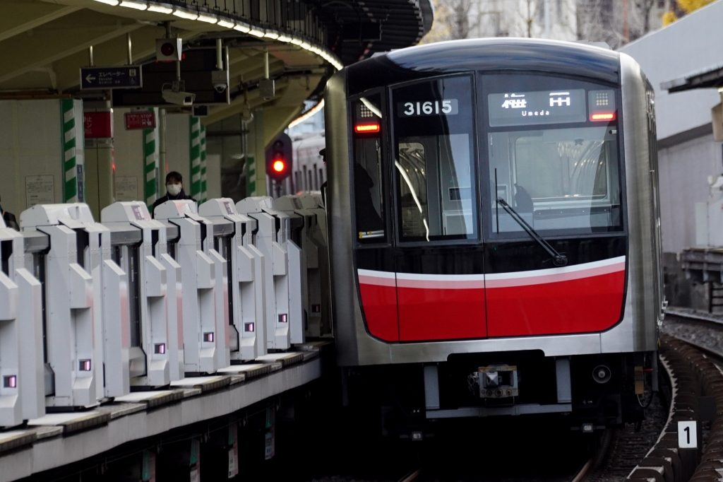 【御堂筋線】電車が自動で止まります…自動停止装置「TASC」運用開始