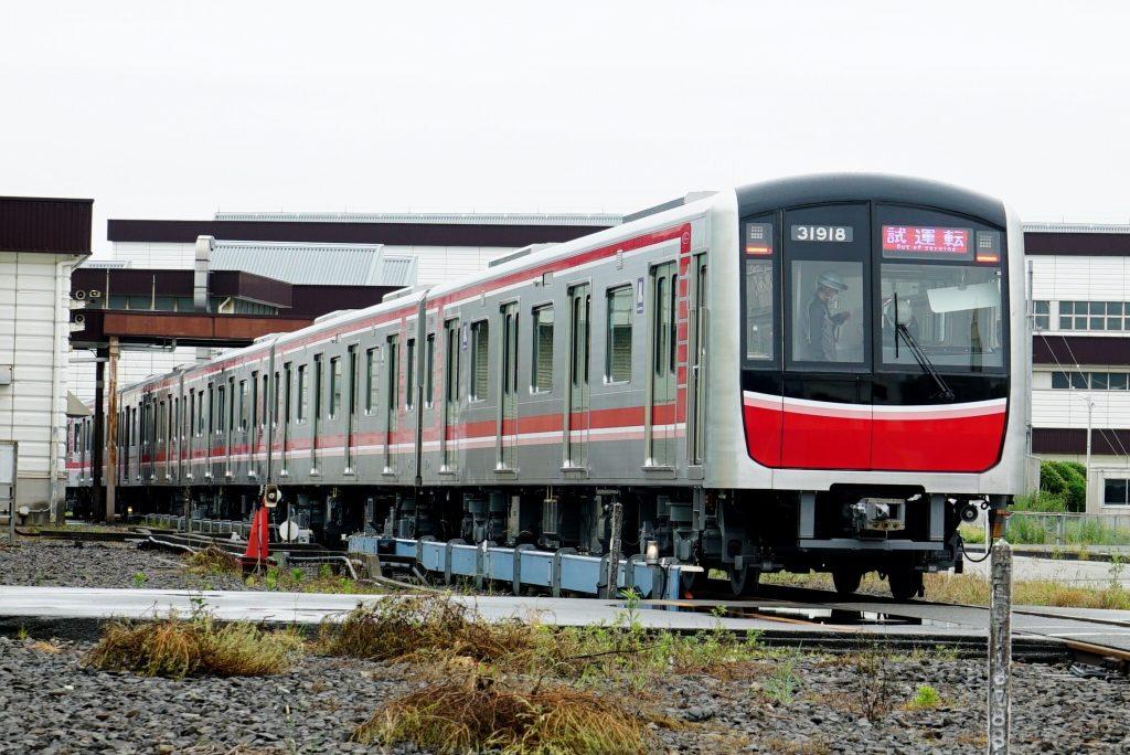 【御堂筋線】新車、31618Fが試運転を実施!