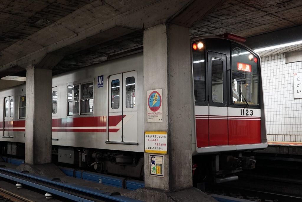 【御堂筋線】長居駅にホームドア設置開始!その様子を見てきました