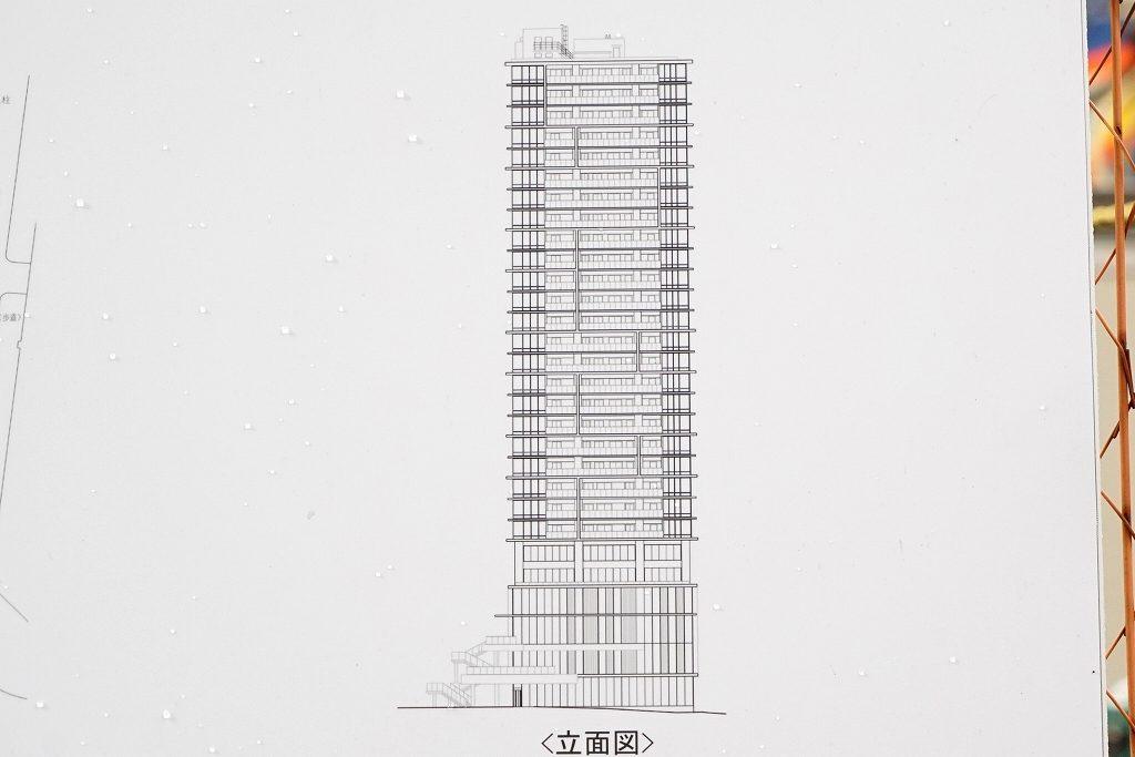 大阪メトロ初のタワマン「OMタワー上本町」がバス操車場跡に誕生へ