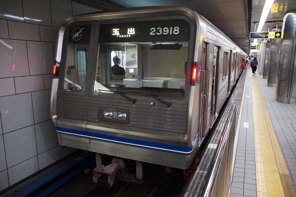 【速報】西梅田に四つ橋線初のホームドア設置へ